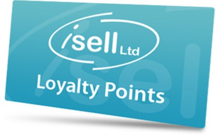 iSell Loyalty Points