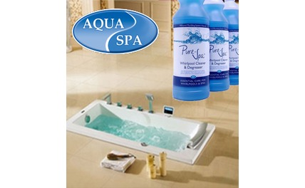 New distributors for Pure-Spa in Europe - AquaSpa OY